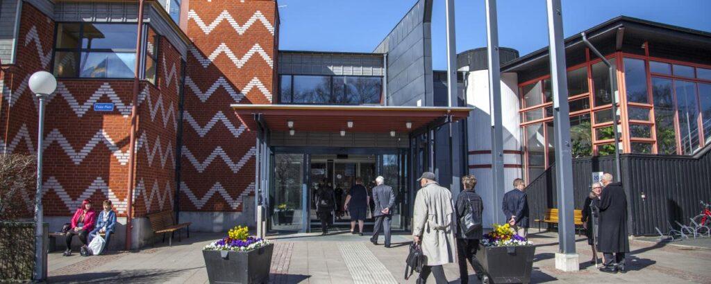 konferenscentrum Wallenberg Göteborgs Universitet